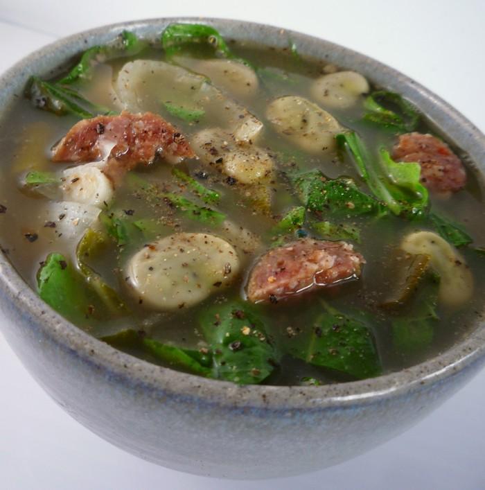Суп Калду верде