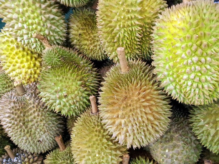 Плоды дуриана