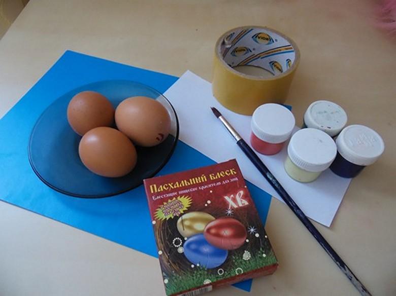 Как разукрасить яйца на Пасху-01