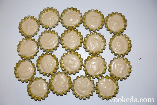 Сладкие кексы кефире фото-06