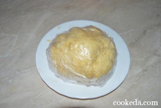 Крекер козьим сыром фото-05