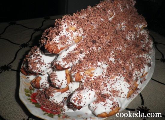 торт монастырская изба фото-08