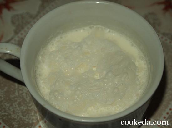домашнее мороженое пломбир фото-04