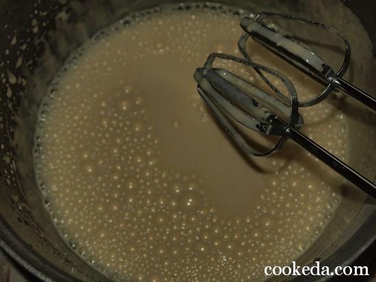 домашнее мороженое пломбир фото-05