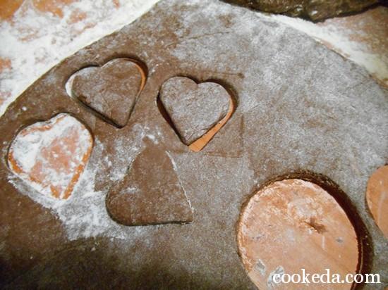 Шоколадные пряники фото-18
