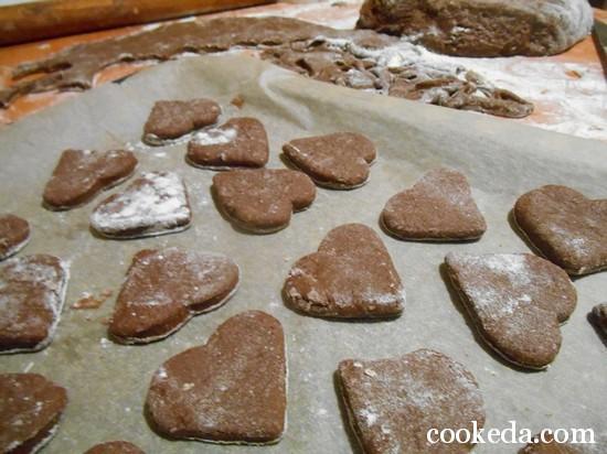 Шоколадные пряники фото-20