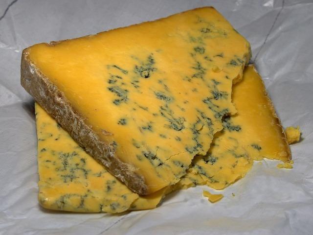 Шропшир Блю — британский голубой сыр