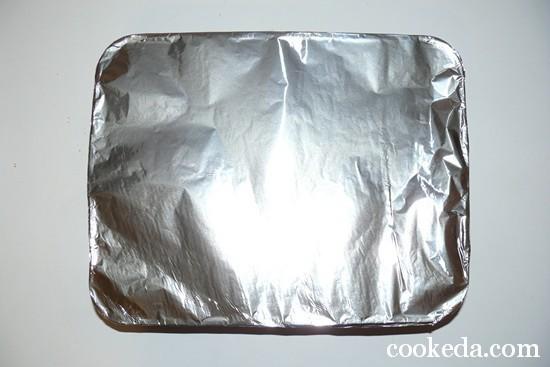 Свинина с картофелем в духовке фото-08