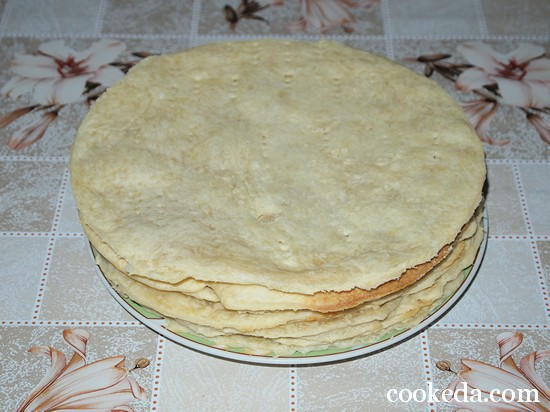 торт наполеон рецепт фото-11