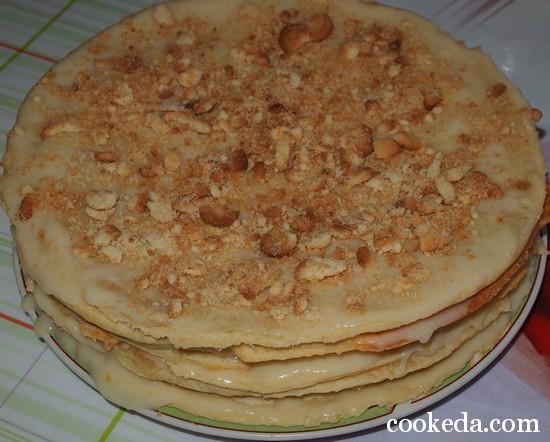 торт наполеон рецепт фото-13