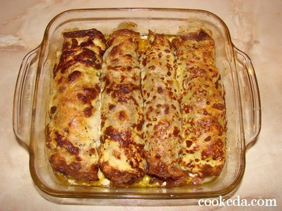 Рецепты лесной салат пошаговым фото