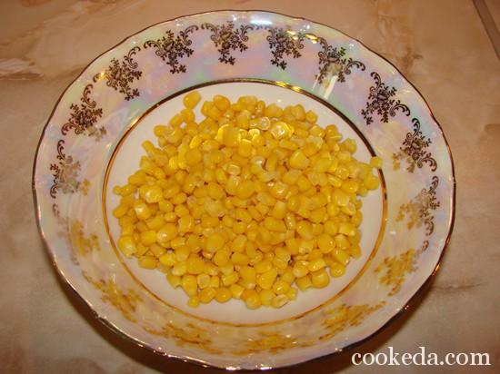 Салат консервированной фасоли фото-03