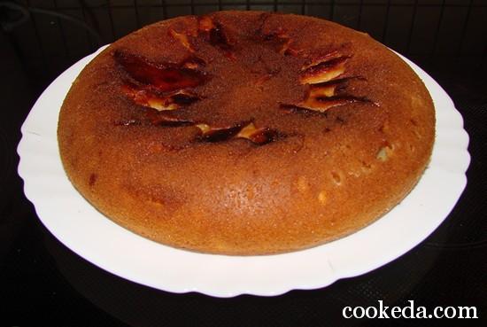 Пирог на кефире фото-10