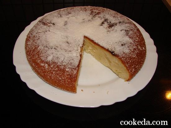Пирог на кефире фото-11