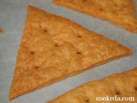 Сырные крекеры фото-15