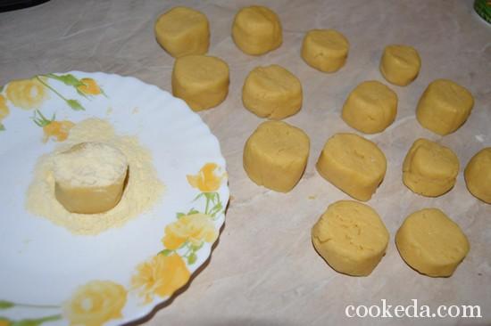 кукурузное печенье фото-08