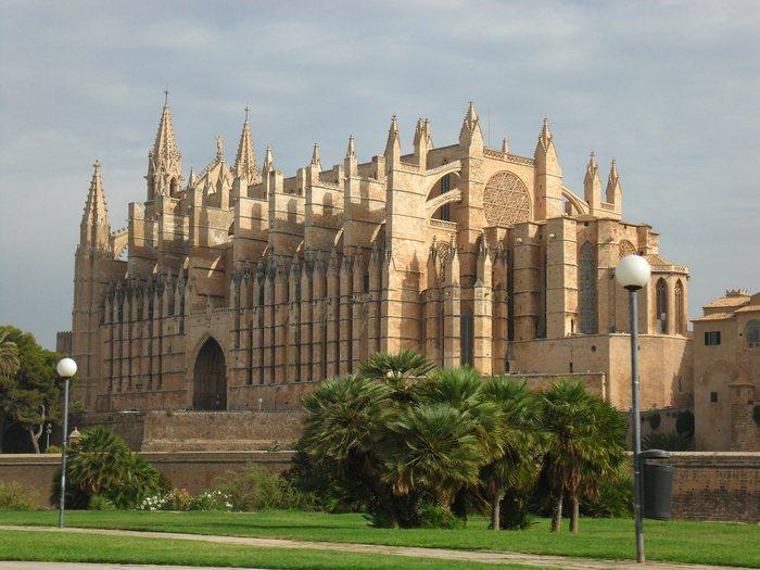 Кафедральный собор. Пальма-Де-Майорка