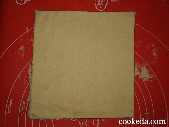 Творожное печенье с безе фото-13