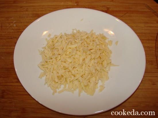 Ленивая запеканка из картофеля под сыром фото-05