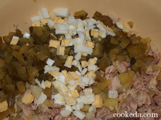 салат оливье фото-14