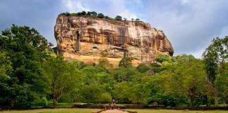 Сигирия, Шри Ланка
