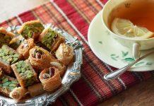 Турецкие сладости и десерты