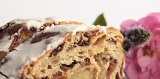 Штоллен - рождественский пирог