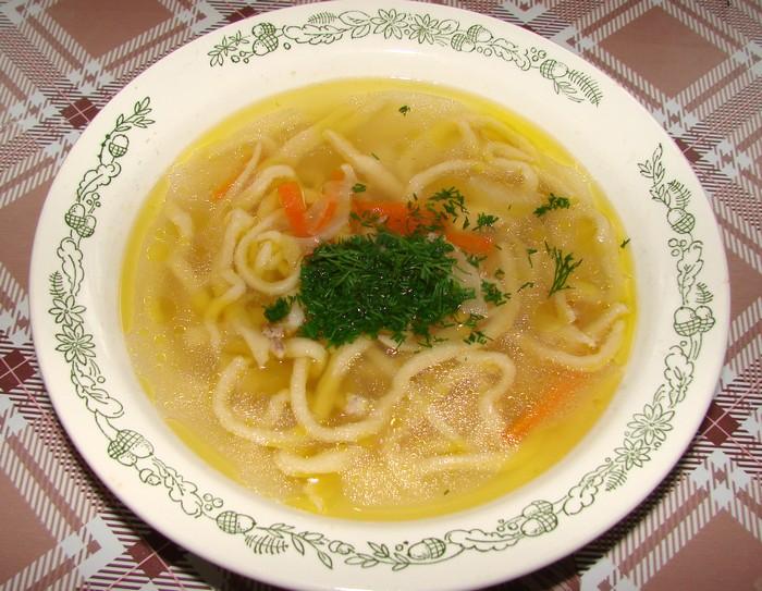 Лапша домашняя рецепт теста суп