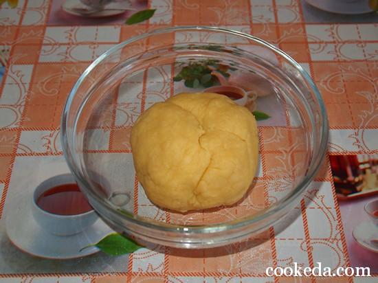 Соленые сырные палочки фото-11