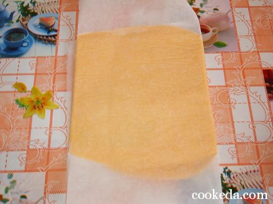 Соленые сырные палочки фото-13