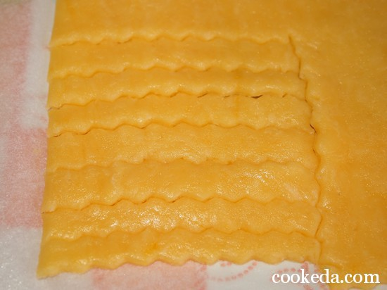 Соленые сырные палочки фото-15