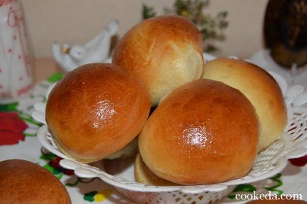 Сдобные булочки в хлебопечке