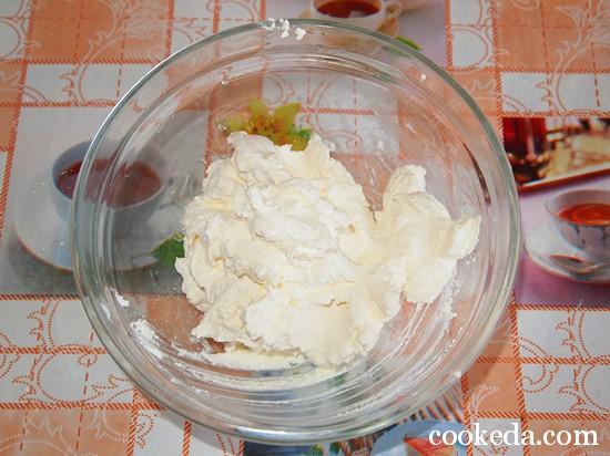 Песочно-творожные кексы фото-09