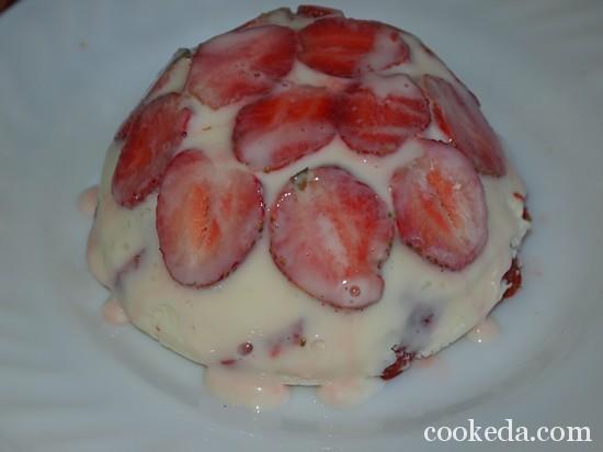 Клубничный десерт фото-10