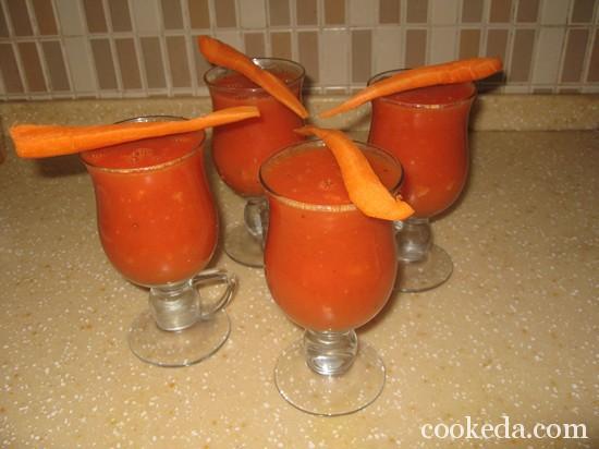 овощной коктейль фото-10