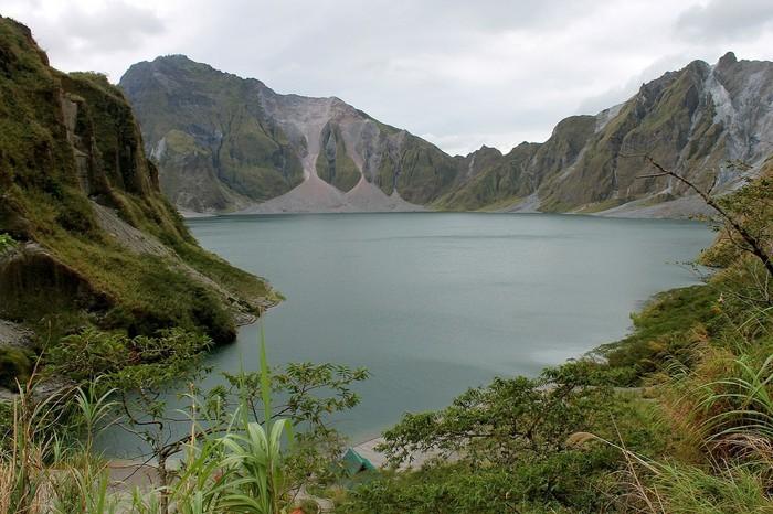В окрестностях вулкана Пинатубо. Филиппины