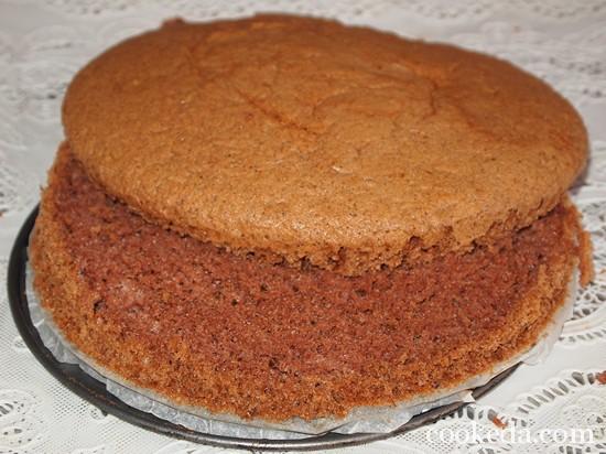 Рецепт вишневого торта фото-15