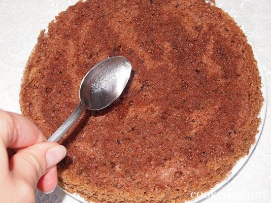 Рецепт вишневого торта фото-20