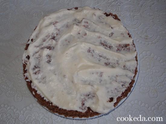 Рецепт вишневого торта фото-23