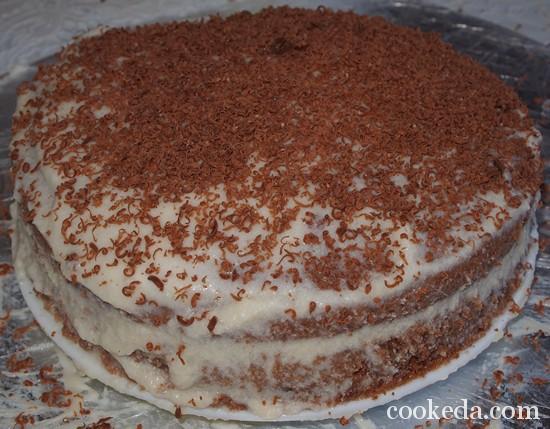 Рецепт вишневого торта фото-26