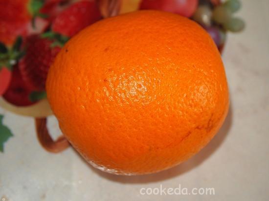 Апельсиновый торт фото-07