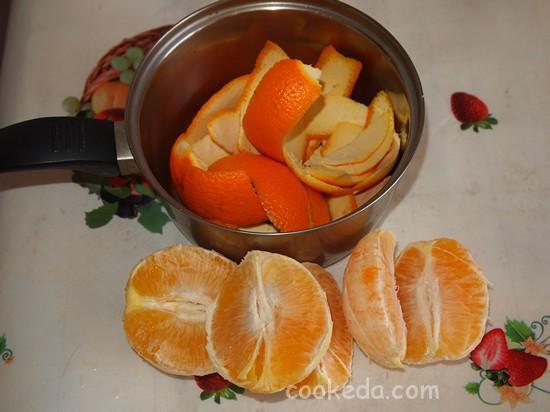 Апельсиновый торт фото-08