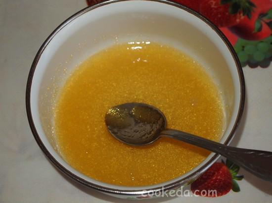 Апельсиновый торт фото-30