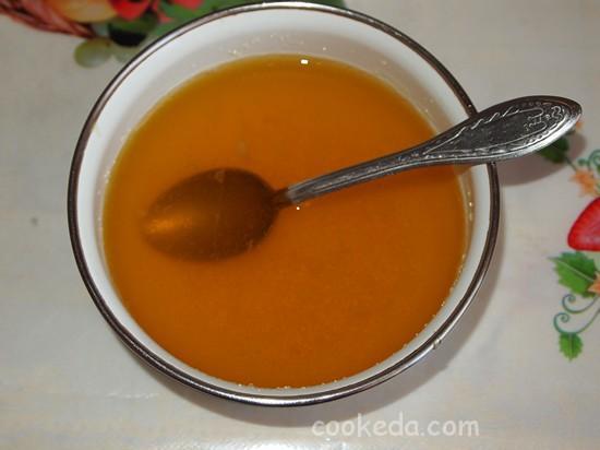 Апельсиновый торт фото-31