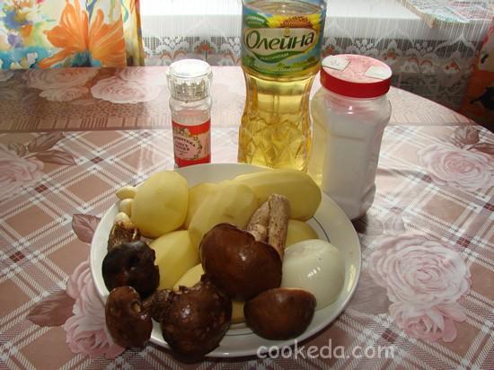Подберезовики с картошкой-02