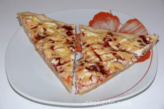 Домашняя пицца-11
