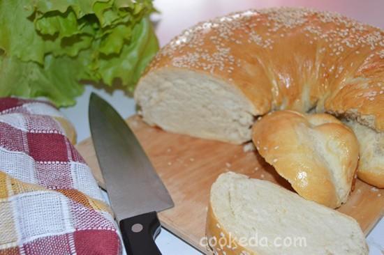 Хлебный рожок