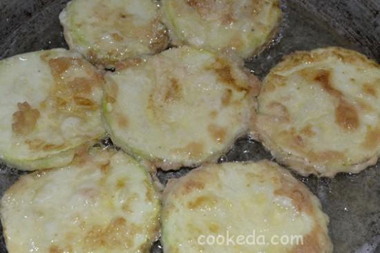 Кабачки с чесночным соусом-06
