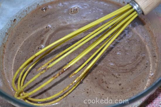 Шоколадный кекс-08
