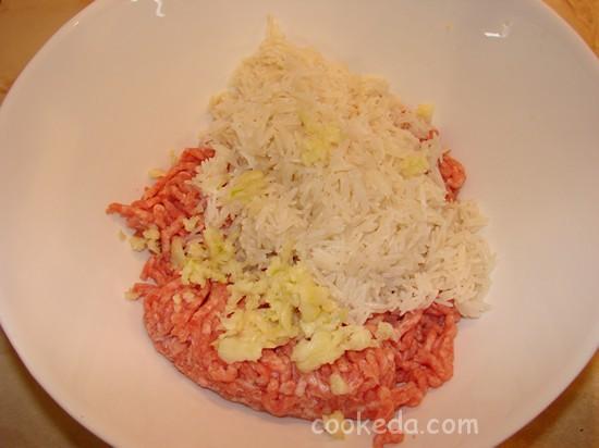 Болгарский перец с фаршем и рисом-07